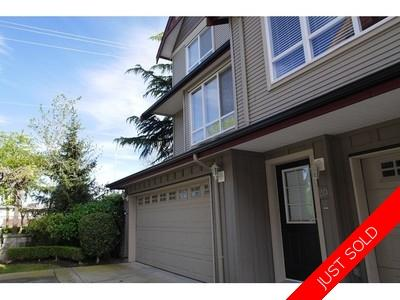 Cloverdale BC Townhouse for sale:  2 bedroom 1,224 sq.ft. (Listed 2015-04-28)